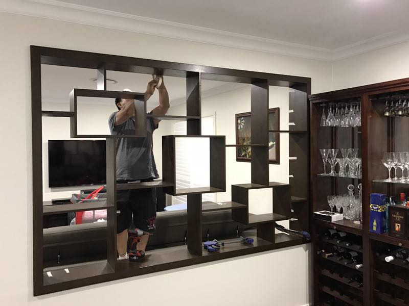 Build in Wall Unit